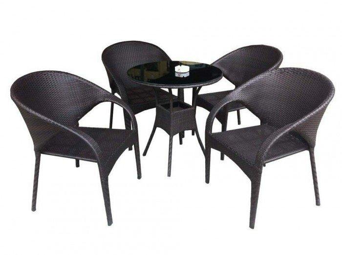 bàn ghế cafe cao cấp6