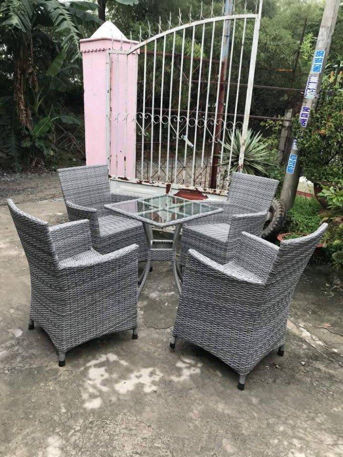 bàn ghế cafe cao cấp5