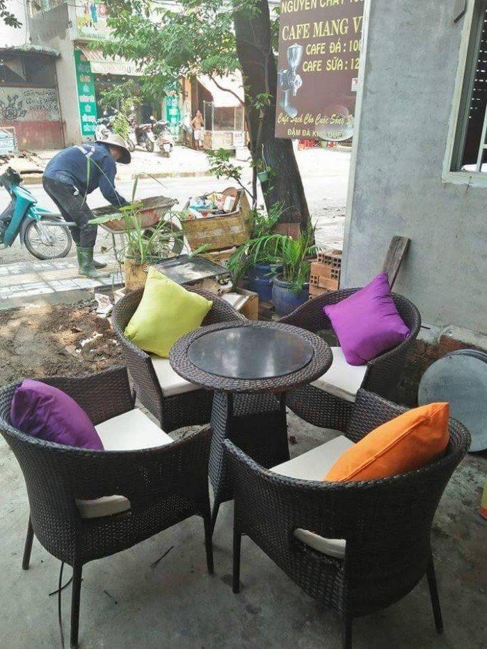 bàn ghế cafe cao cấp0