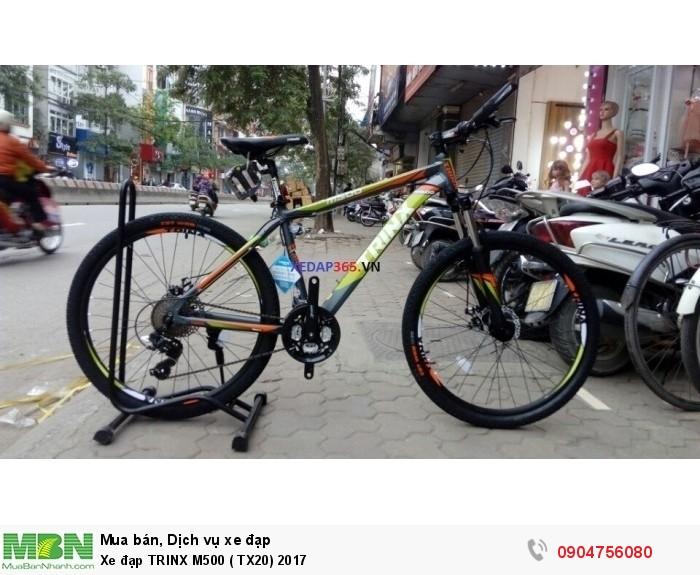 Xe đạp TRINX M500 ( TX20) 2017 2