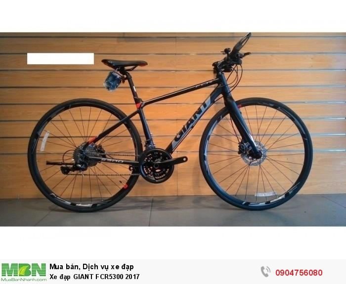 Xe đạp GIANT FCR5300 2017