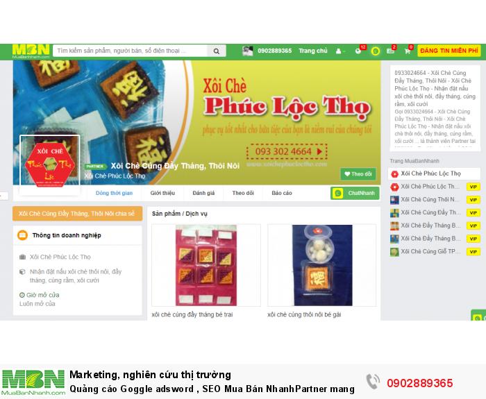 [6] Quảng cáo Goggle adsword , SEO Mua Bán NhanhPartner mang lại hiệu quả cao  và tiết kiệm chi phí tối đa