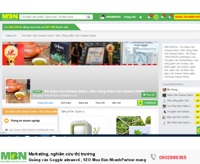 [7] Quảng cáo Goggle adsword , SEO Mua Bán NhanhPartner mang lại hiệu quả cao  và tiết kiệm chi phí tối đa