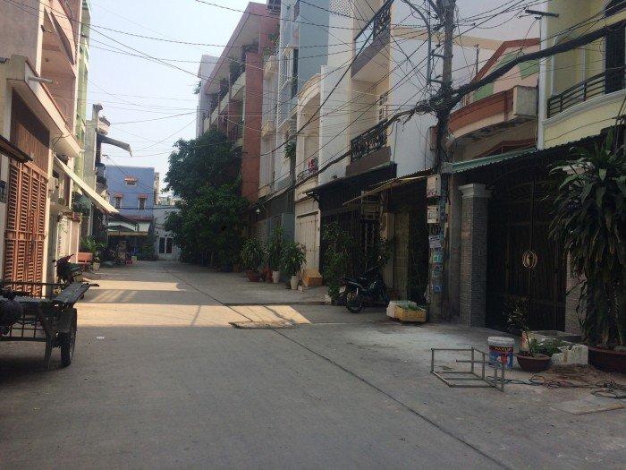 Nhà giá tốt MT Đổ Thị Tâm,DT 4m x 11m, P.Tân Quý