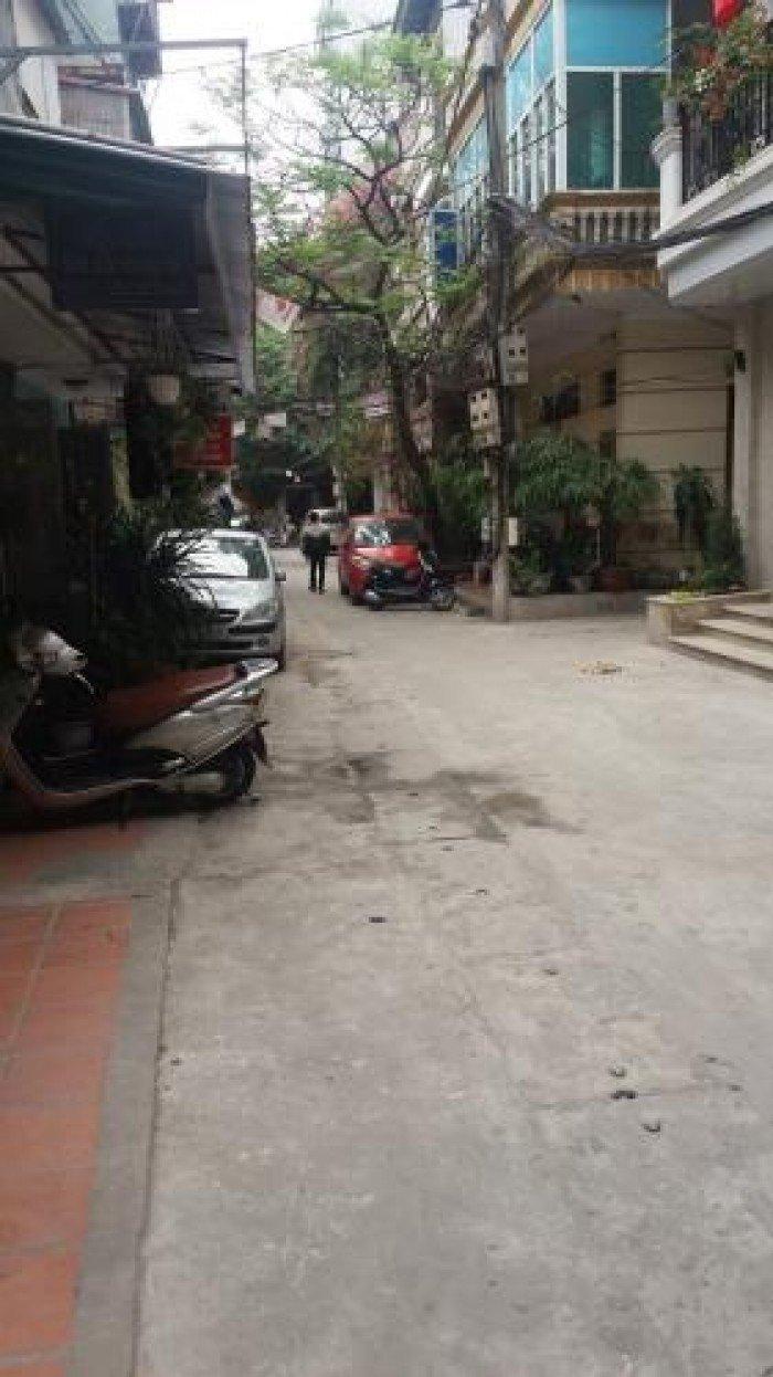 Bán nhà 9 tầng Thanh Xuân, thang máy ô tô tránh, kinh doanh
