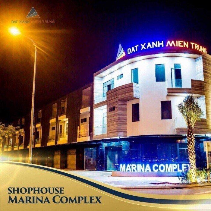 ĐXMT ra mắt nhà phố, biệt thự ven sông Hàn - MARINA COMPLEX. Đà Nẵng