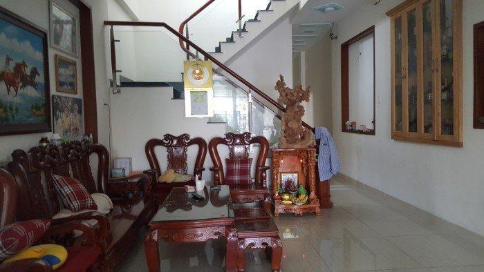 Nhà Mặt Tiền đường Tăng Nhơn Phú dt 4.50x32 bán 8,5 tỷ