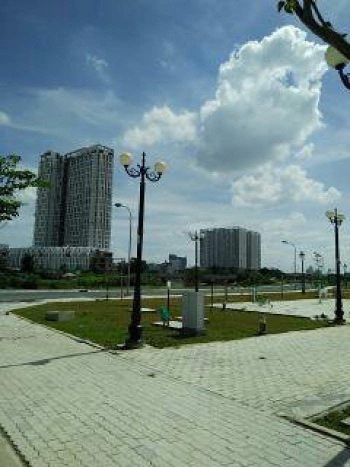 Bán đất tái định cư Nam Rạch Chiếc, P.An Phú, Q. 2 nằm dọc đường Song Hành cao tốc LT - DG