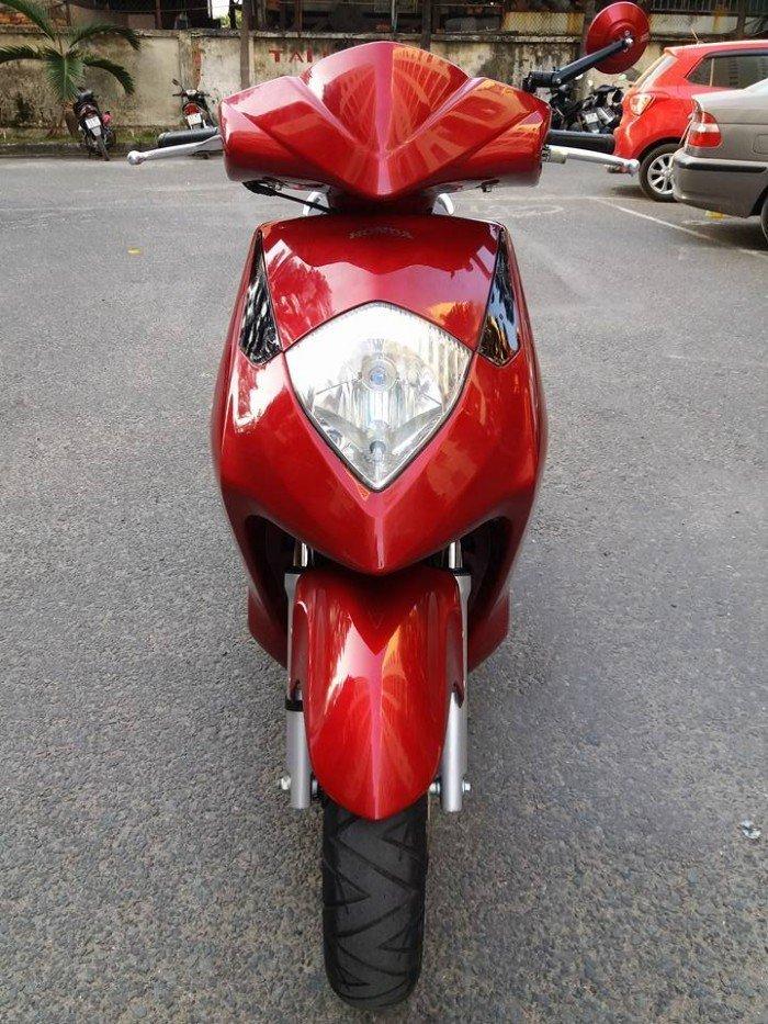 Honda Dylan 150 Đời Cuối Nhất Của Ý Đắng Ký Lần Đầu 7/2007 Số Máy 71 Tuyệt Đẹp