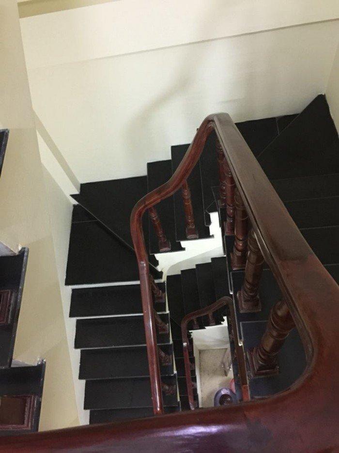 Bán nhà riêng Tây Sơn 33m2 5 tầng dọn ở luôn