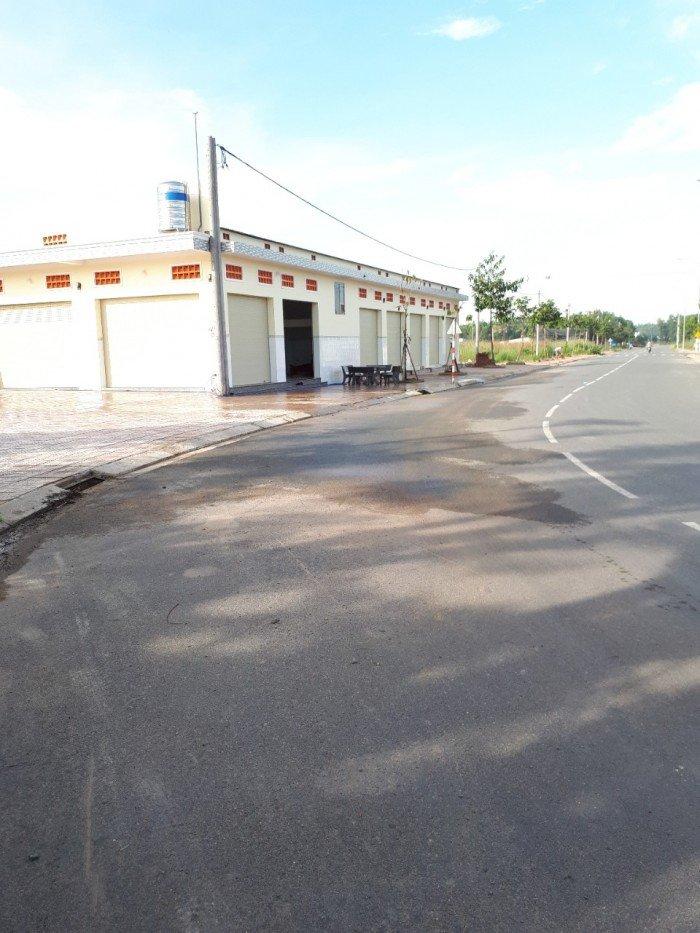 Bán đất mặt tiền đường D2 khu dân cư Bửu Long.
