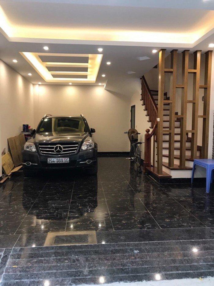 Bán nhà Phố Phương Liệt 40m2*9 tầng. Gara ô tô, thang máy.