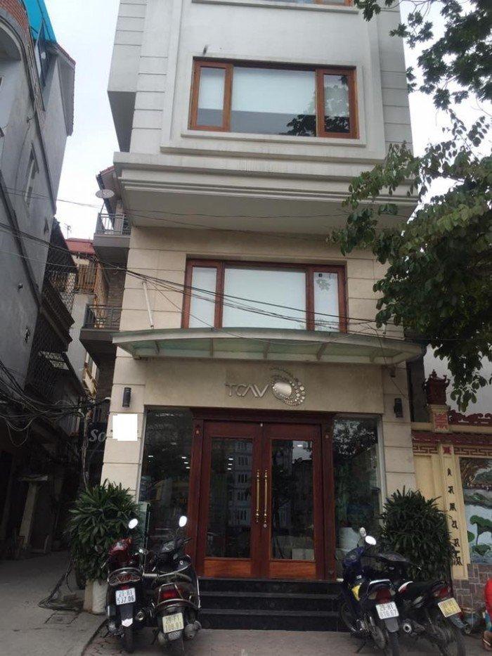 Bán nhà Mặt Phố Võ Văn Dũng , mặt phố khủng 7 tầng thang máy 80,4m2