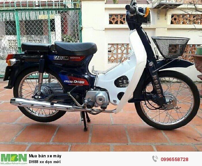 Honda Cub các loại