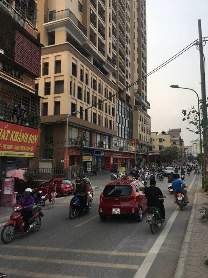 Mặt phố Kinh doanh sầm uất, Nguyễn Lân 30m2