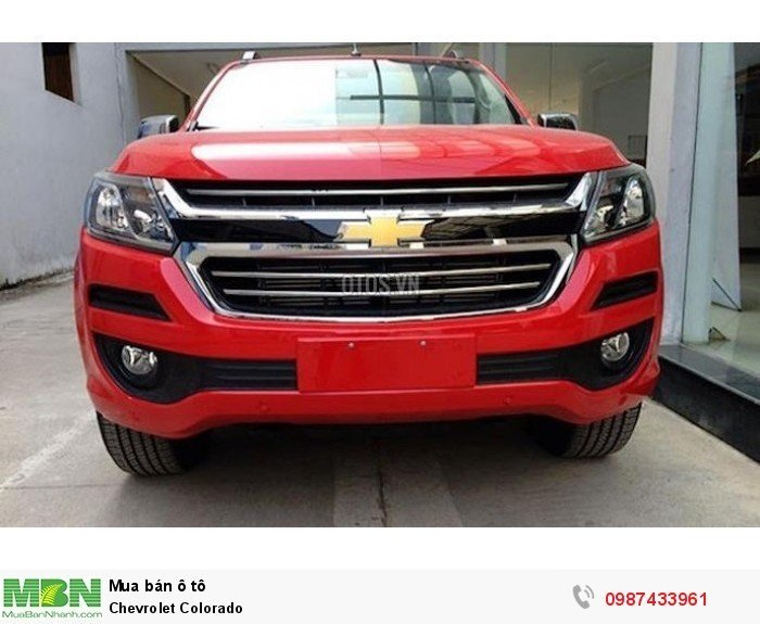 Chevrolet Colorado 0