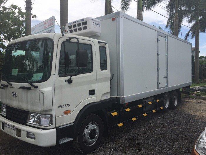 Bán xe tải Huyndai HD210 thùng đông lạnh nhập khẩu giá tốt