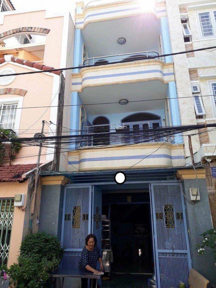 Bán nhà hẻm 78(VIP) Phan Đình Phùng, phường Tân Thành - 4x16 - 3.5 tấm