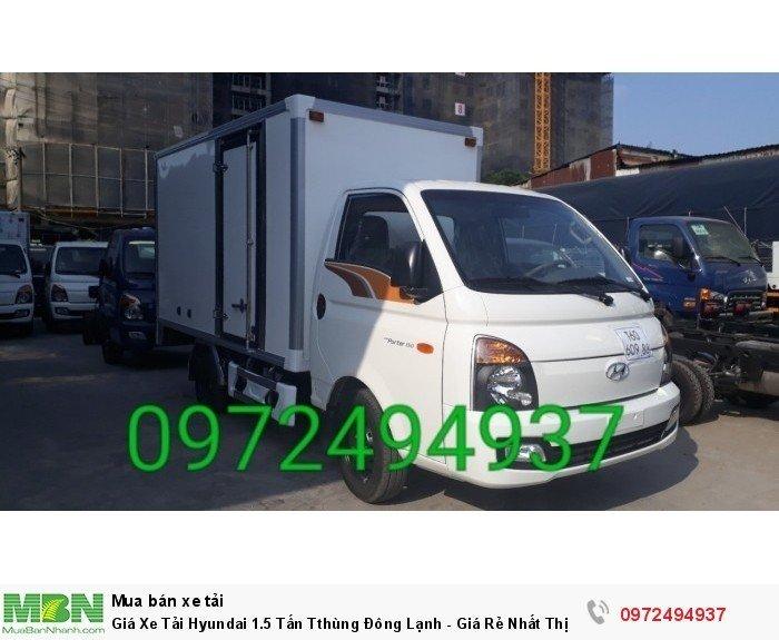 Thủ tục mua xe tải Hyundai 1.5 tấn nhanh gọn, nhận xe sau 5 ngày sau khi hoàn tất hồ sơ.