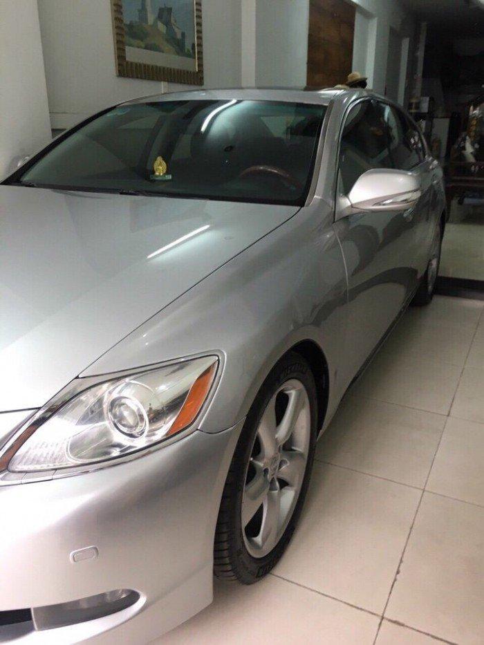 Lexus GS 350 sản xuất năm 2008 Số tự động Động cơ Xăng