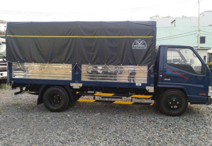 Xe tải iz49, tải trọng 2,3 tấn, mới nhất 2018