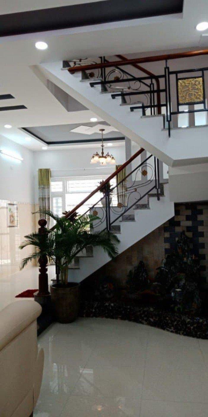 Bán nhà 4 tầng, Lý Thường Kiệt, Tân Bình, 4.2x17m