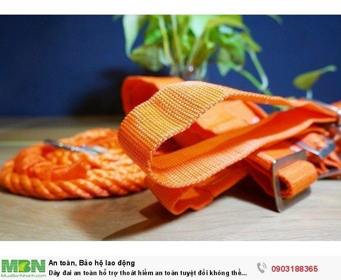 Bề rộng của dây đai có thể phù hợp được đối với người nhỏ con, cho đến người cao to, vạm vỡ, có vòng eo lên đến 120cm.