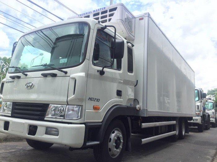 Giá xe Huyndai HD210 nhập khẩu