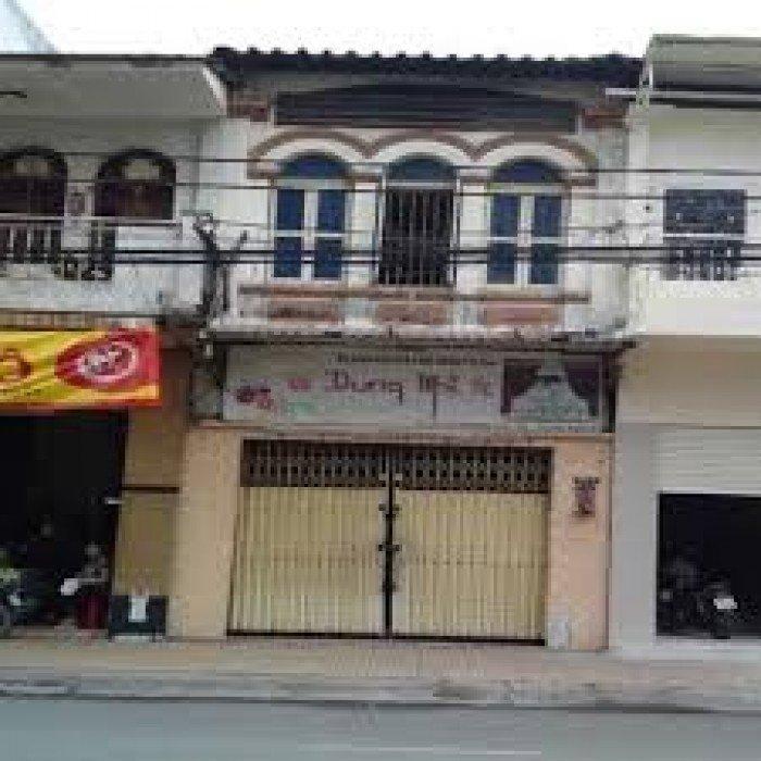 Bán nhà MT Xóm Chiếu, phường 14, DT 70m2. Giá 6.8 tỷ