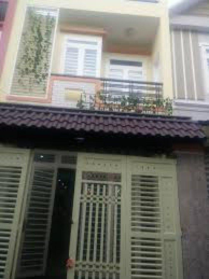 Bán Nhà Hẻm 9m Điện Biên Phủ, P1, Q3, 4x26m
