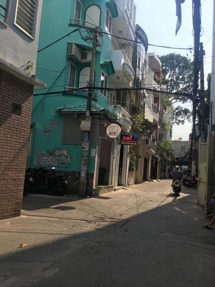 Bán nhà C4 (đất) Trần Huy Liệu, Phú Nhuận, 85m2