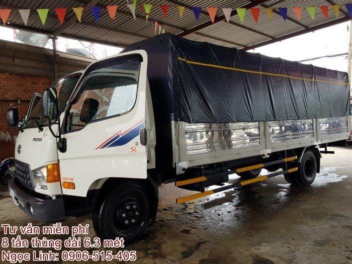 Xe tải Hyundai 120sl 8 tấn 1