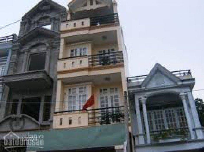 Bán nhà 2 MT Đoàn Văn Bơ, diện tích 110m2, giá 6.2 tỷ