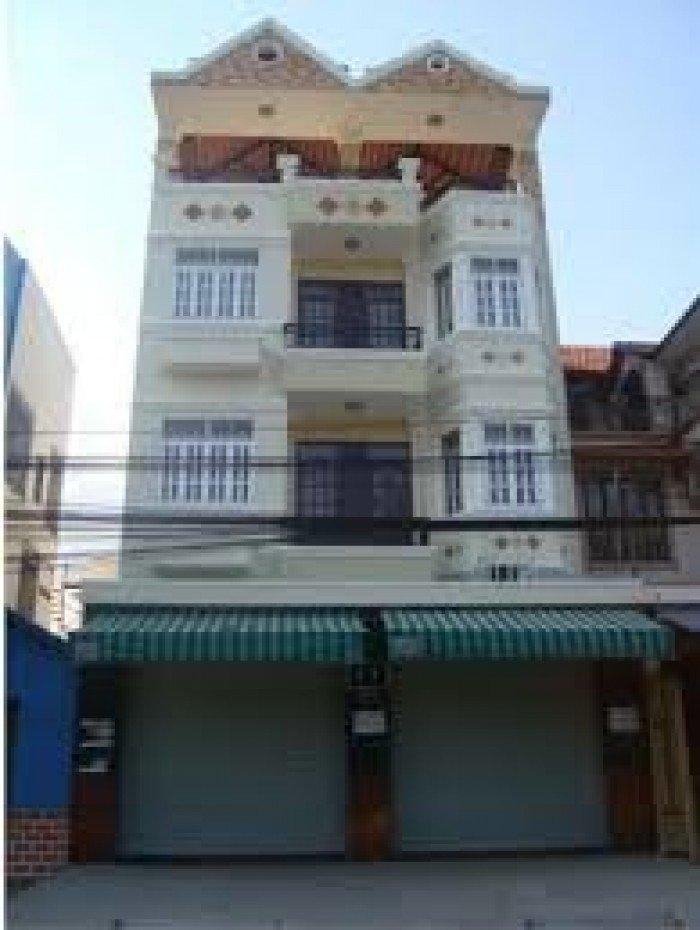 Bán nhà đường Tạ Quang Bửu nhà đẹp 135m2 gần ngã tư Quốc Lộ 50 giá 5,6 tỷ