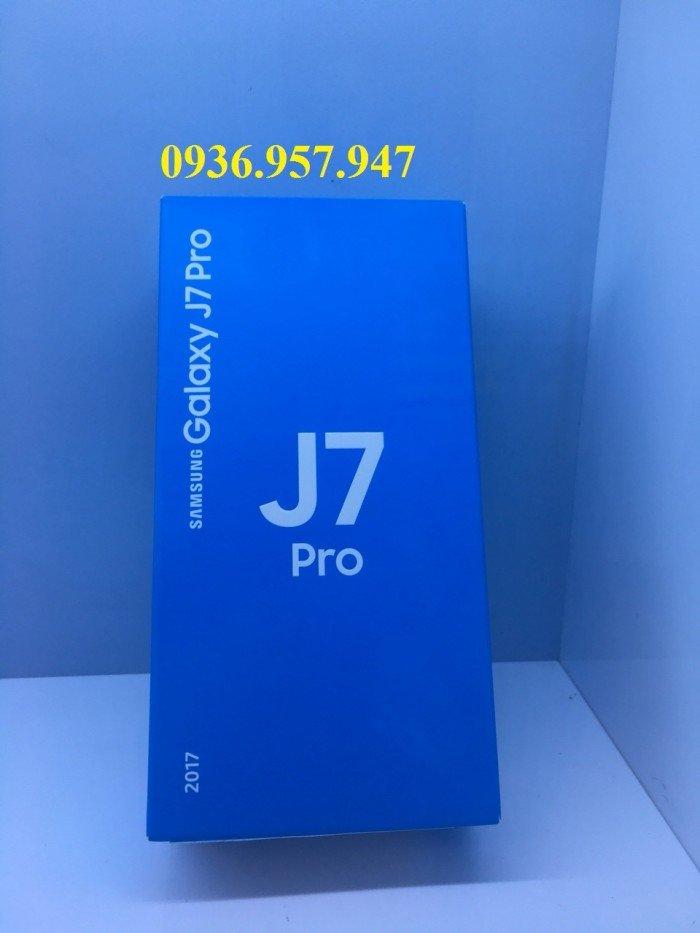 Điện thoại Samsung Galaxy J7 Pro đen trả góp 0%1