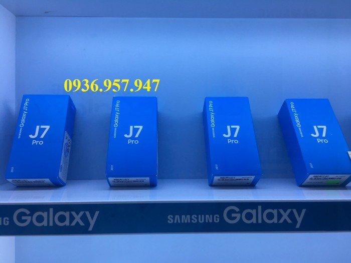 Điện thoại Samsung Galaxy J7 Pro đen trả góp 0%2