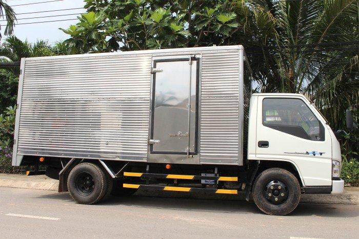 Xe tải SYM 1,7 tấn thùng kín - bỏ vốn ít, thu lợi nhiều 4