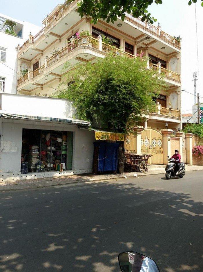 Bán nhà Mặt tiền Kinh Doanh căn góc Phú Thọ Hòa, quận Tân Phú - 21x20 - 3 tấm