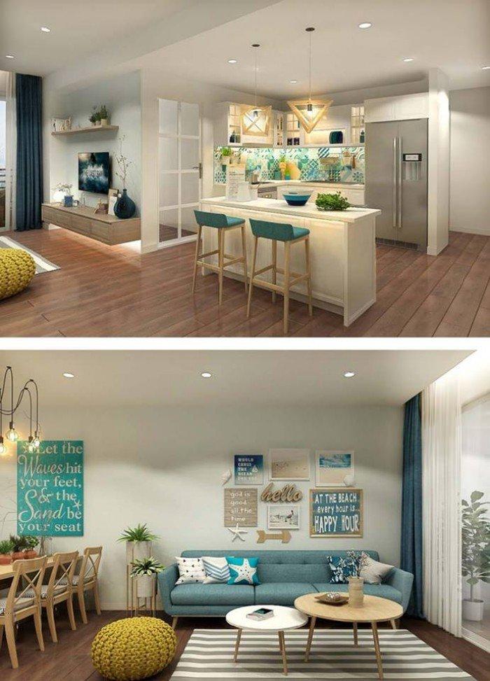 Kẹt tiền bán gấp căn hộ Green Valley hợp đồng thuê 2000usd diện tích 130m2