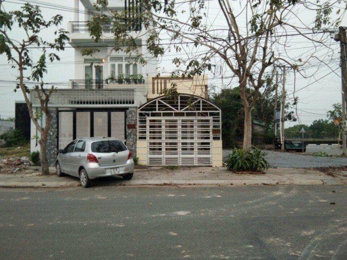 Bán Lô góc d12, N7, Phú Tân, TP Mới, Bình Dương