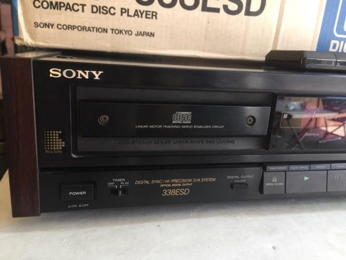 Chuyên bán CD Sony 338ESD hàng bải long lanh