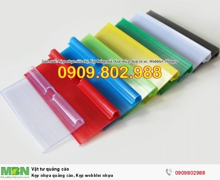 Kẹp nhựa quảng cáo, Kẹp wobbler nhựa12