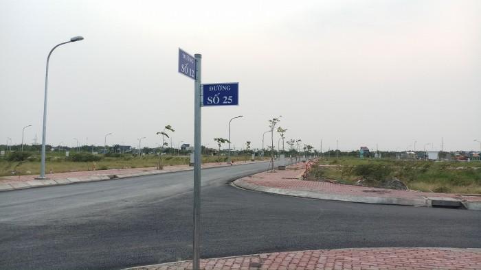 Cần bán đất nền dự án T&T Long Hậu