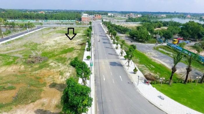 Mở bán đất nền, nhà phố, biệt thự khu đô thị mới giáp ranh Bình Chánh