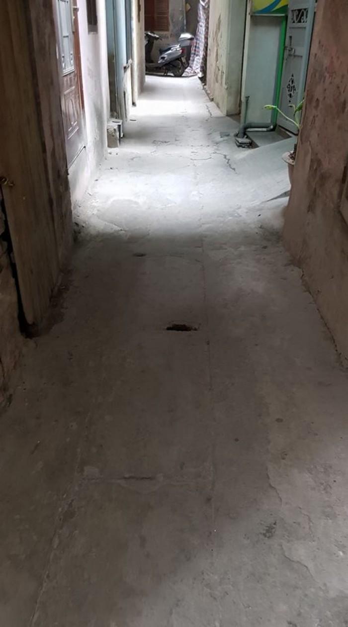 Bán đất Thanh Nhàn 80m2 mặt tiền 4.35m