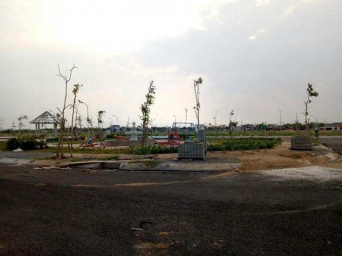 Bán đất dự án T&T Long Hậu