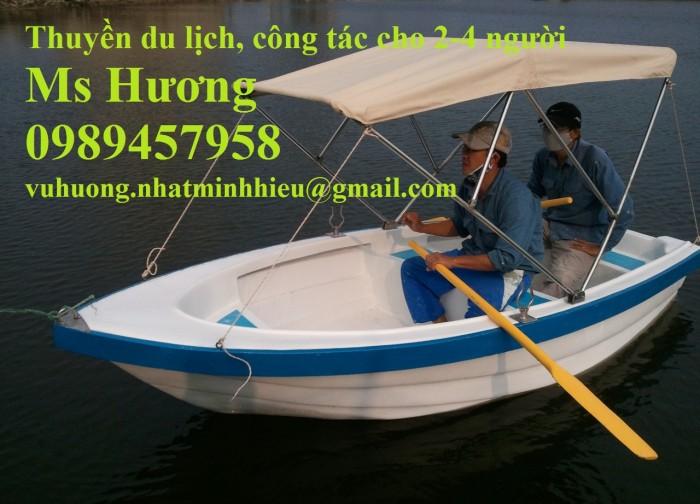 Thuyền chèo tay cho 2-4 người, 4-6 người giá rẻ1