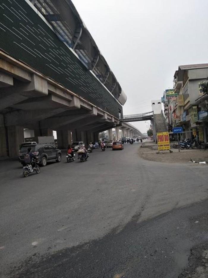 Bán nhà mặt phố Quang Trung ( quốc lộ 6 ) Hà Đông-kinh doanh