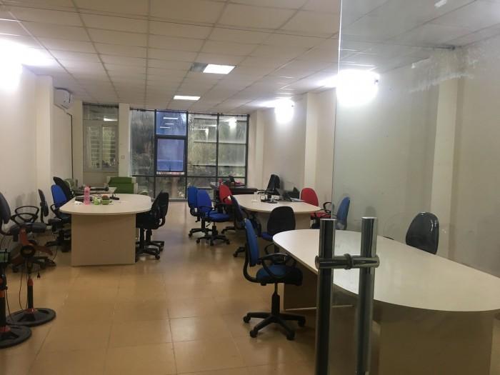 Cần cho thuê văn phòng 100m2 ngõ 196 Hồ Tùng Mậu, Từ Liêm