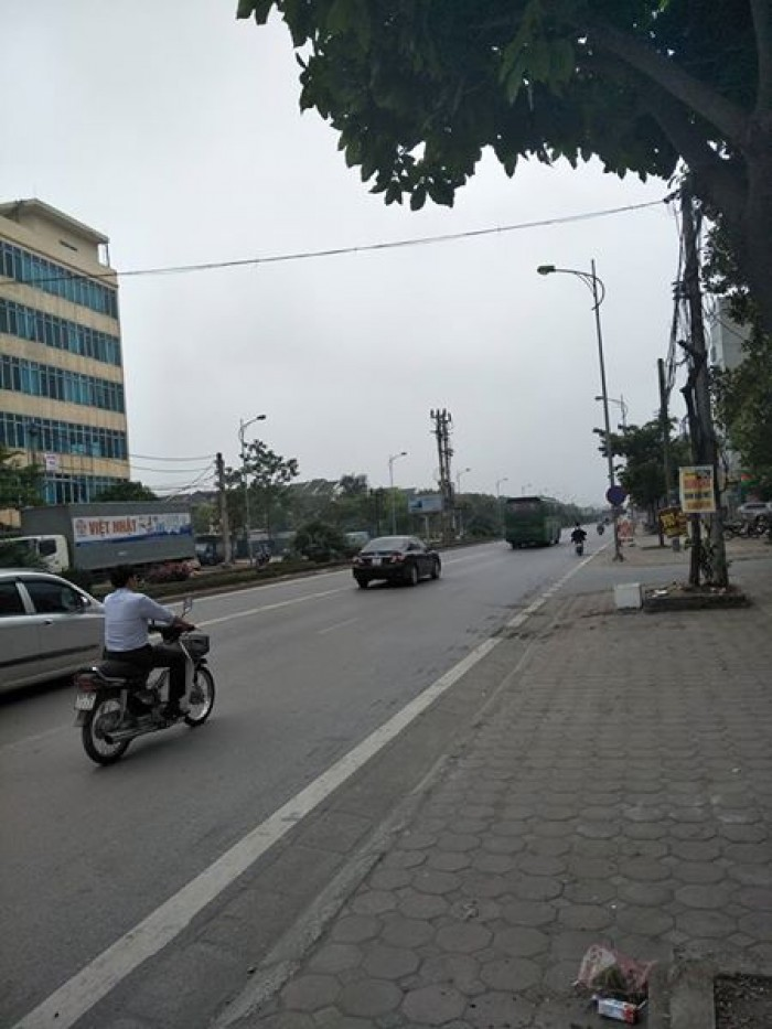 Bán nhà mặt phố Lê Trọng Tấn Hà Đông kinh doanh. Mặt Tiền rộng